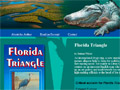 The Florida Triangle Web Site
