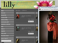 Susan Lilly's LillySilks.com, a Redondo Beach business bringing hand made silk scarves to a select few