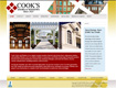 Cook's Doors & Windows' New Web Site